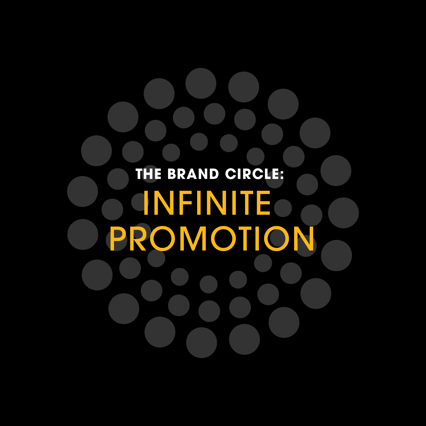 The Brand Circle: Infinite Promotion