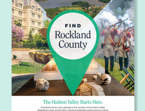 Find Rockland: Rockland County, NY Tourism Ad Campaign