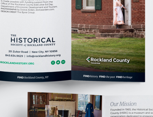 The Historical Society of Rockland Brochure