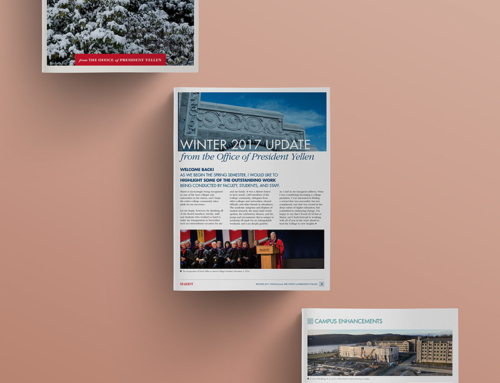 Marist College, The President's Newsletter