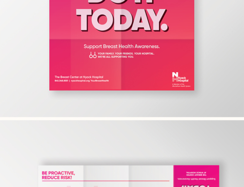 Breast Health Awareness Poster + Infographic